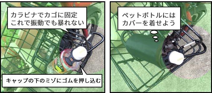 ペットボトルホルダー 説明