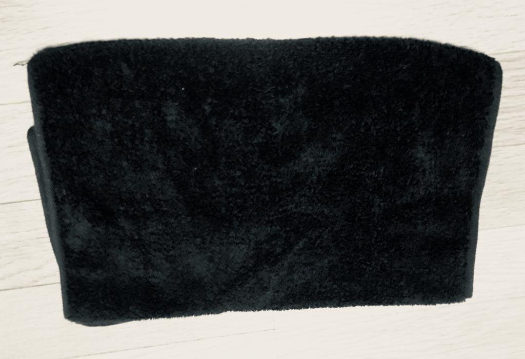ウーバー用 タオル
