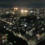 UberEats配達 夜景 百人町