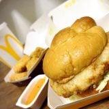 【マクドナルド】『チキンタツタセット』マック!マック!マック!