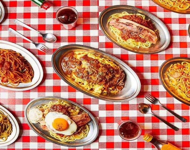 スパゲティのパンチョ ウーバーイーツ注文アプリの写真