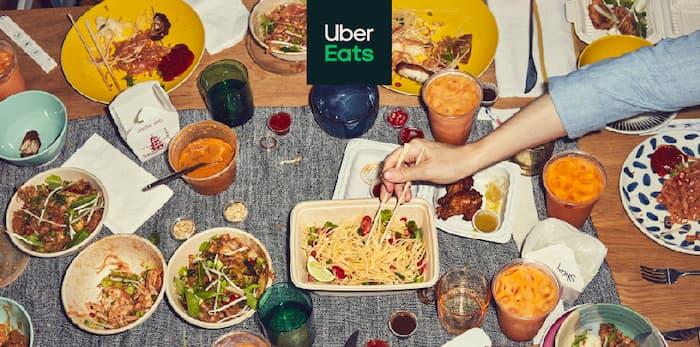 ウーバーイーツ 広島 Uber Eats
