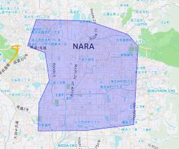 ウーバーイーツ 奈良
