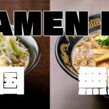 【RAMEN EX】豚の宅急便~日清が有名ラーメン店と組んでデリバリーラーメン専門店をウーバーイーツで始めたので『豚天国』と『無鉄砲』を食べてみた!